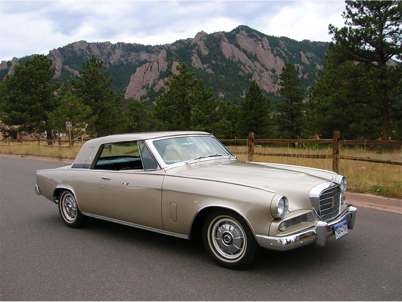 Large Picture of 1964 Studebaker Gran Turismo located in Colorado - $21,500.00 Offered by a Private Seller - LCSH