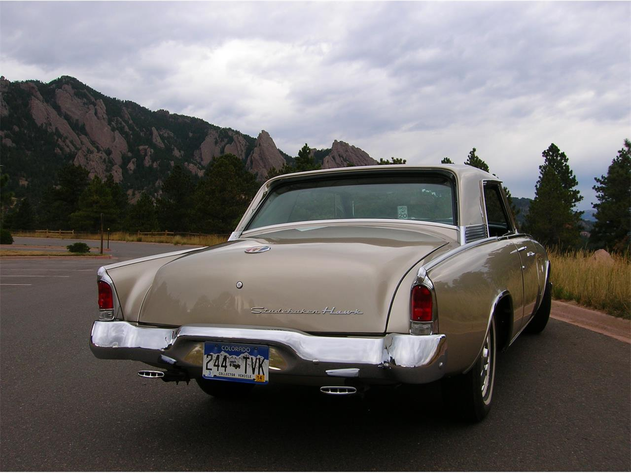 Large Picture of 1964 Gran Turismo located in Colorado - LCSH