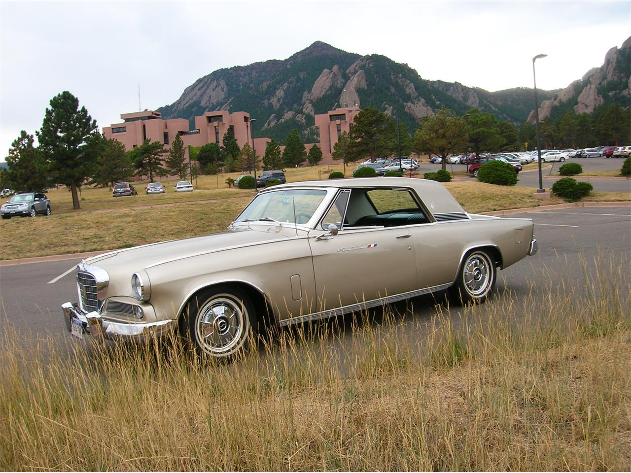 Large Picture of Classic 1964 Gran Turismo located in Colorado - LCSH