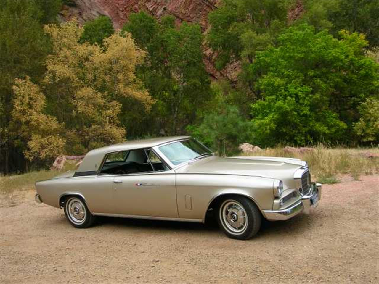 Large Picture of Classic '64 Studebaker Gran Turismo Offered by a Private Seller - LCSH