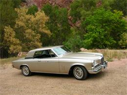 Picture of 1964 Studebaker Gran Turismo located in Colorado - $21,500.00 Offered by a Private Seller - LCSH