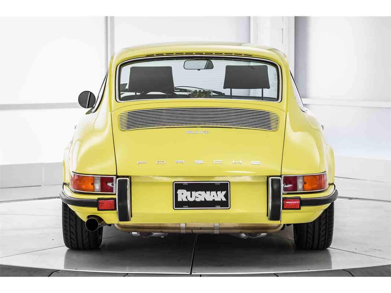 Large Picture of Classic 1970 Porsche 911T - LCSS