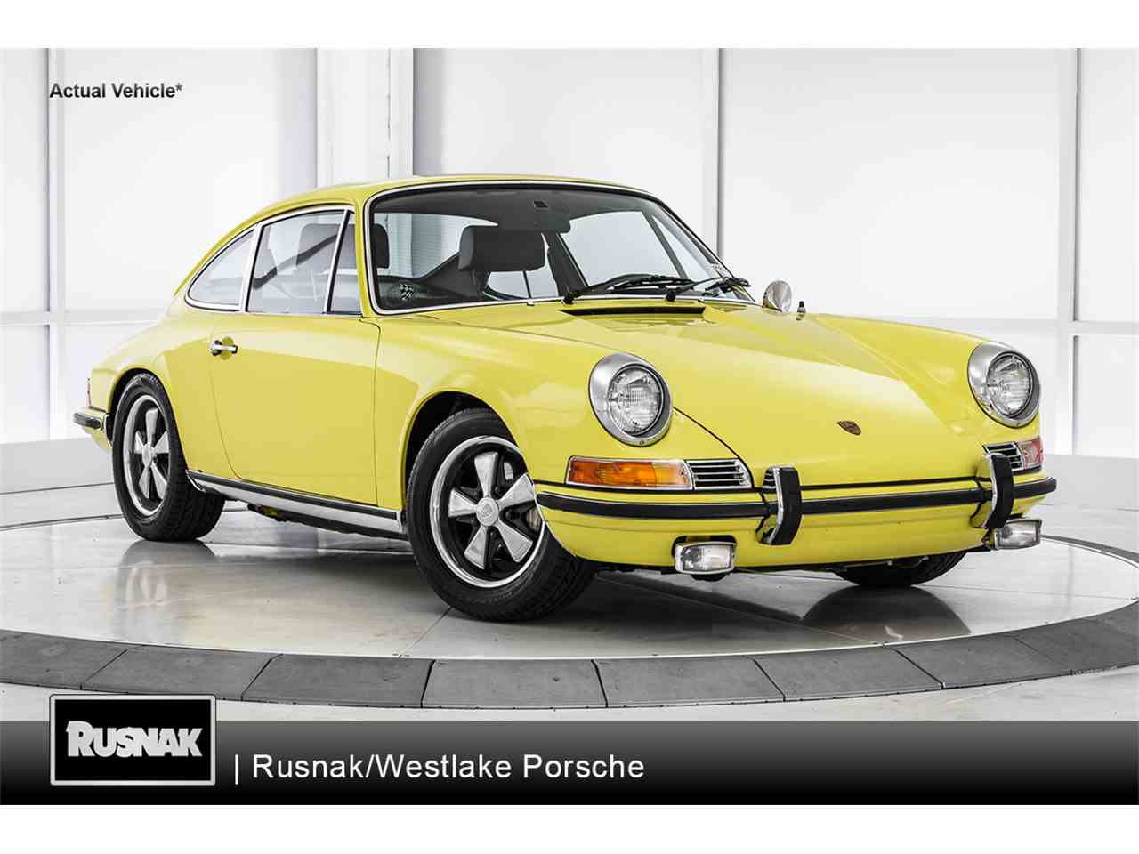 Large Picture of Classic '70 Porsche 911T - $140,000.00 - LCSS