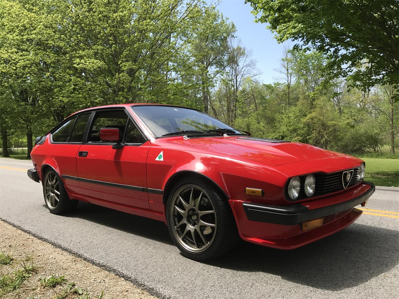 1986 alfa romeo 1750 gtv for sale | classiccars | cc-996375