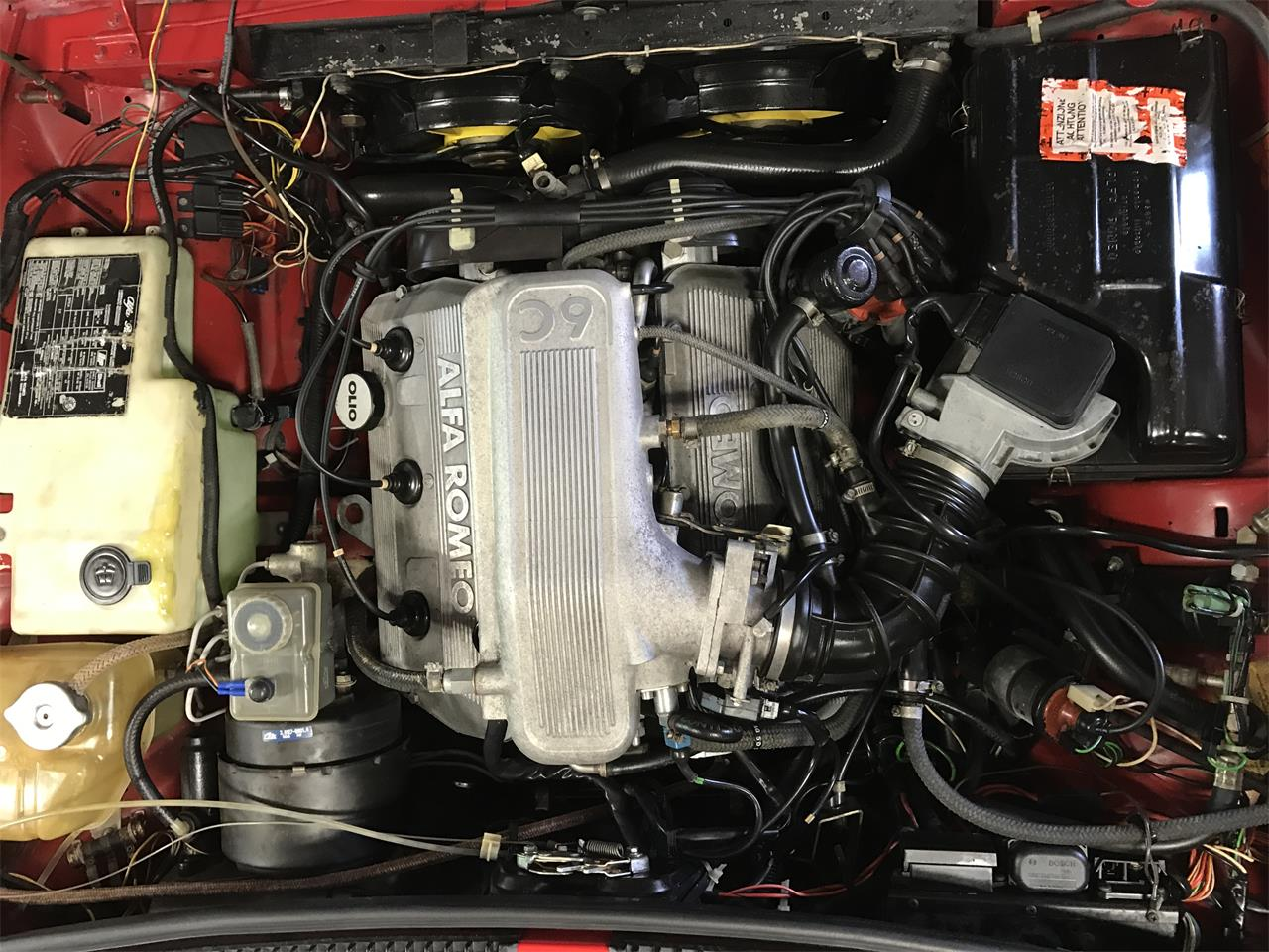 Large Picture of '86 1750 GTV - LCT3