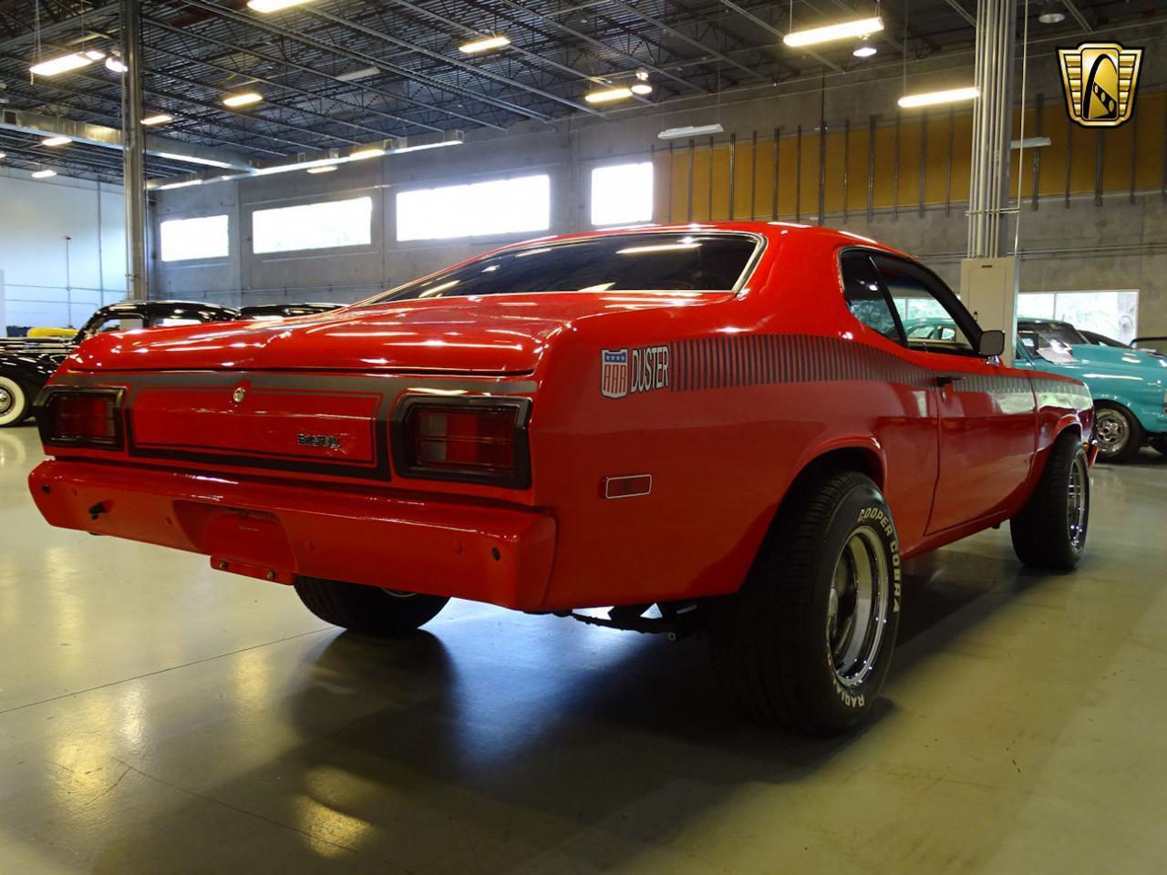 Large Picture of '73 Duster - LCTV