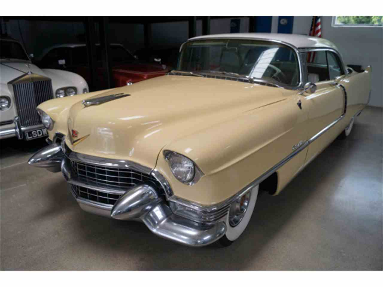 Large Picture of '55 Coupe DeVille - LCU9