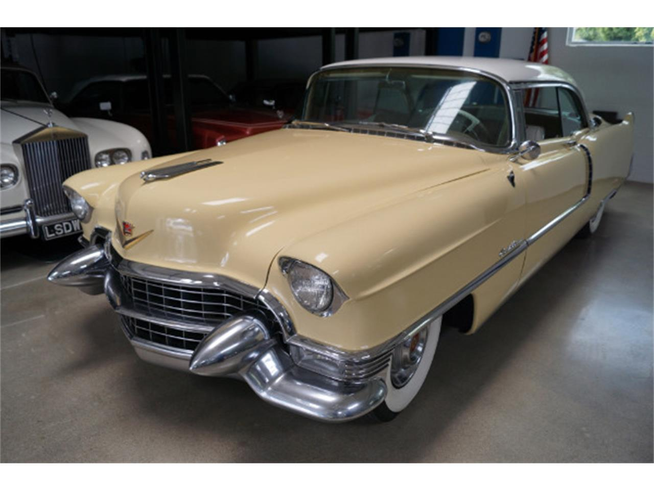 Large Picture of 1955 Coupe DeVille - LCU9