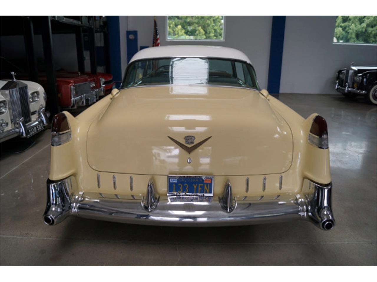 Large Picture of Classic '55 Coupe DeVille located in Santa Monica California - LCU9