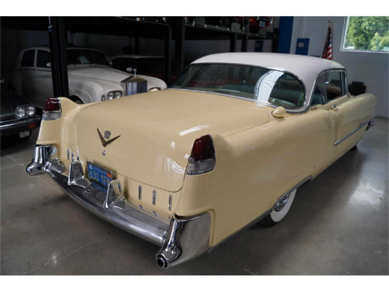 Large Picture of Classic '55 Coupe DeVille - LCU9