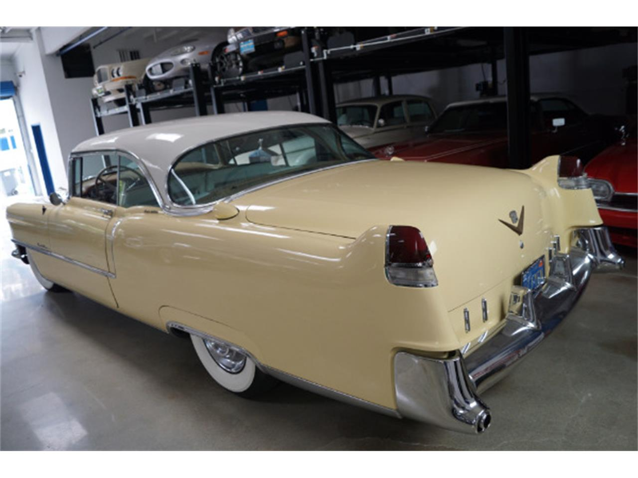 Large Picture of Classic 1955 Coupe DeVille - LCU9
