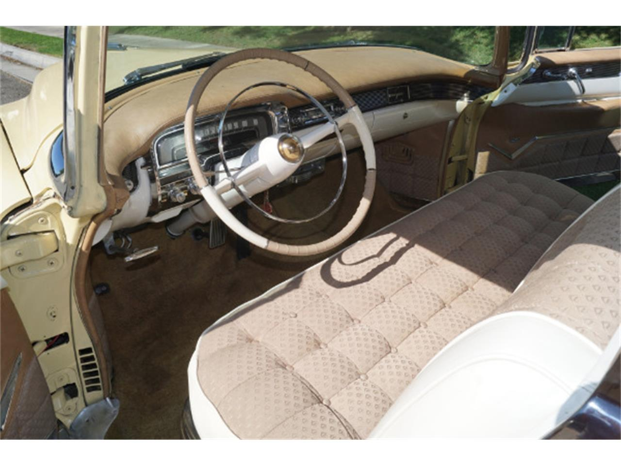Large Picture of Classic 1955 Cadillac Coupe DeVille Auction Vehicle Offered by West Coast Classics - LCU9