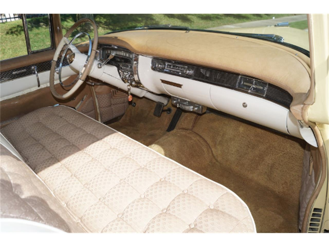Large Picture of Classic '55 Cadillac Coupe DeVille Auction Vehicle Offered by West Coast Classics - LCU9