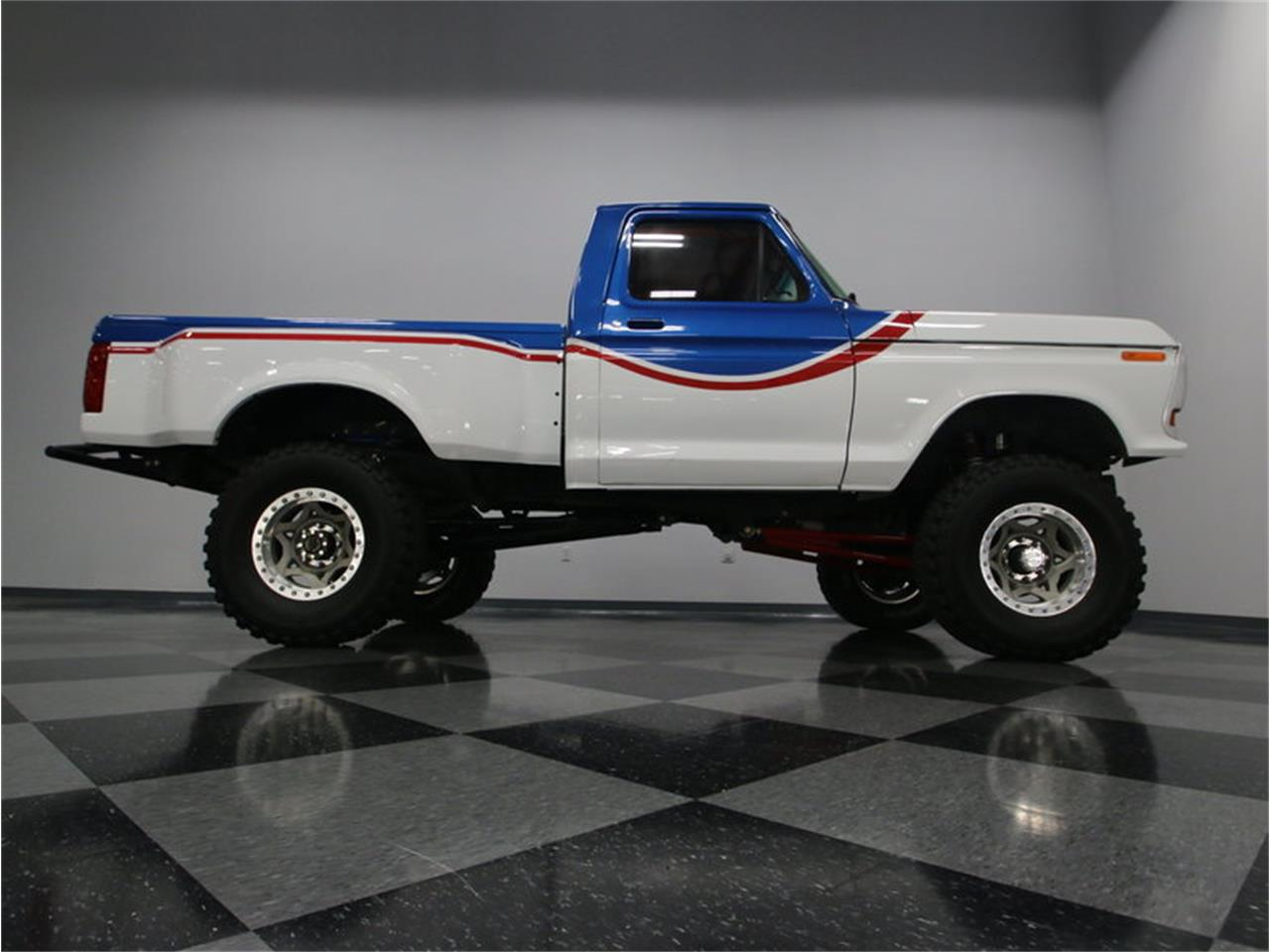 Large Picture of '78 F150 - LCUM