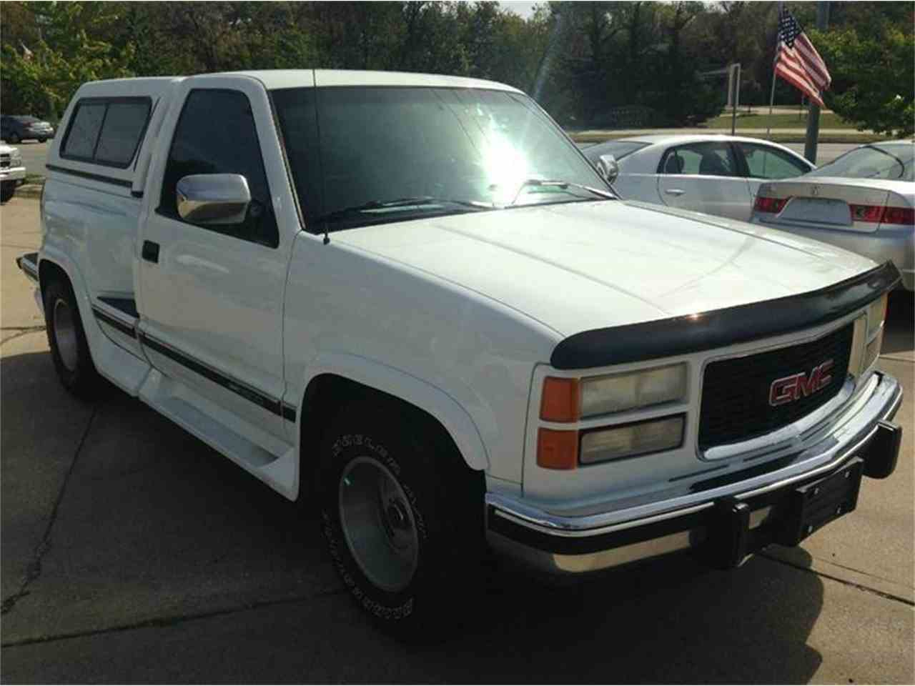 Large Picture of '93 Sierra - LCUX