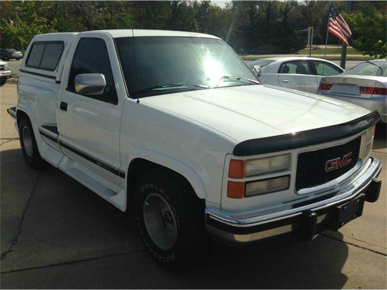 Large Picture of 1993 Sierra - LCUX