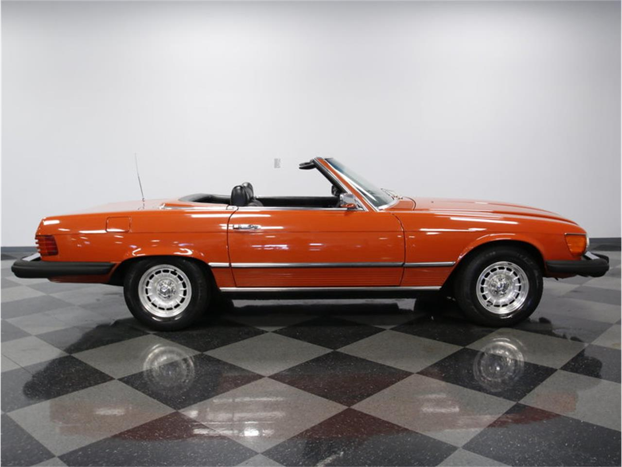 Large Picture of '76 450SL - LCV2