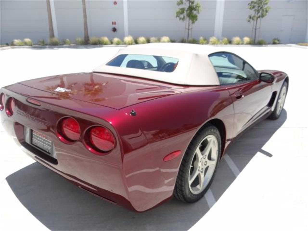 Large Picture of 2003 Chevrolet Corvette located in California - LCV7