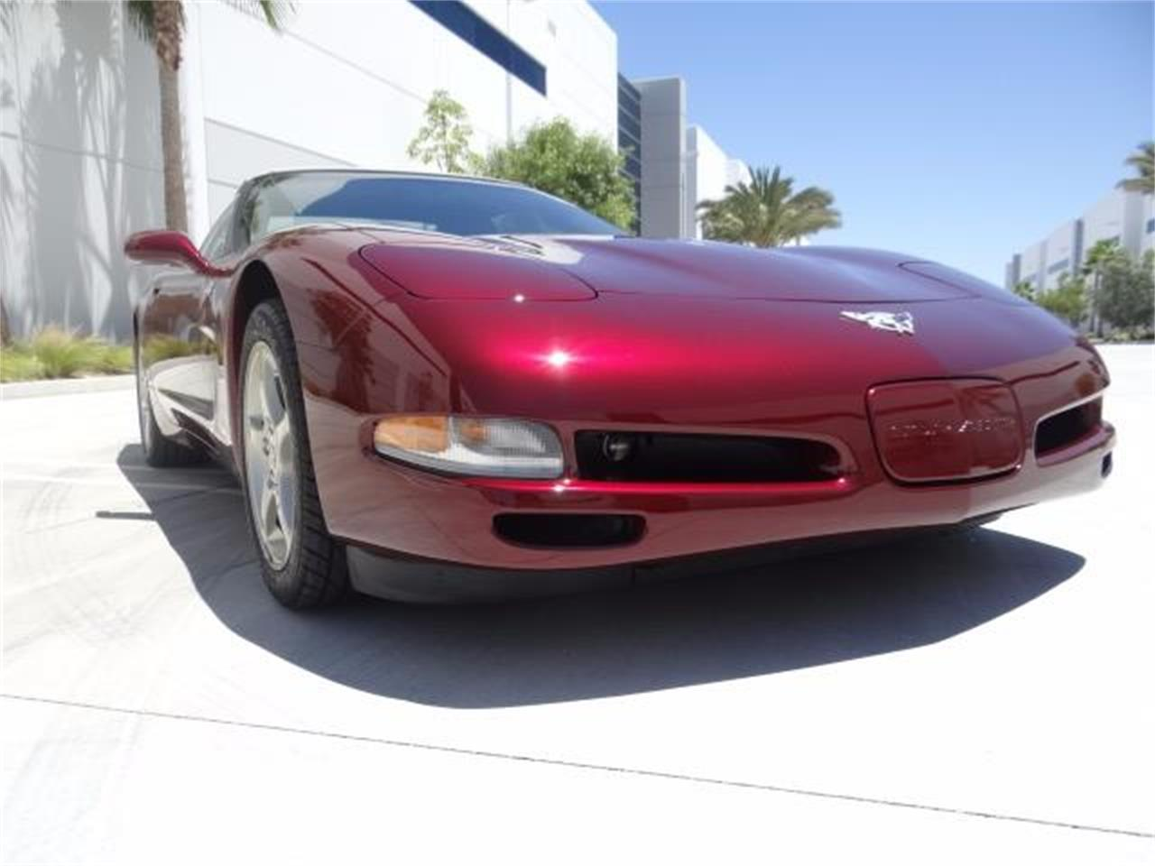Large Picture of 2003 Chevrolet Corvette located in Anaheim California - $30,000.00 - LCV7