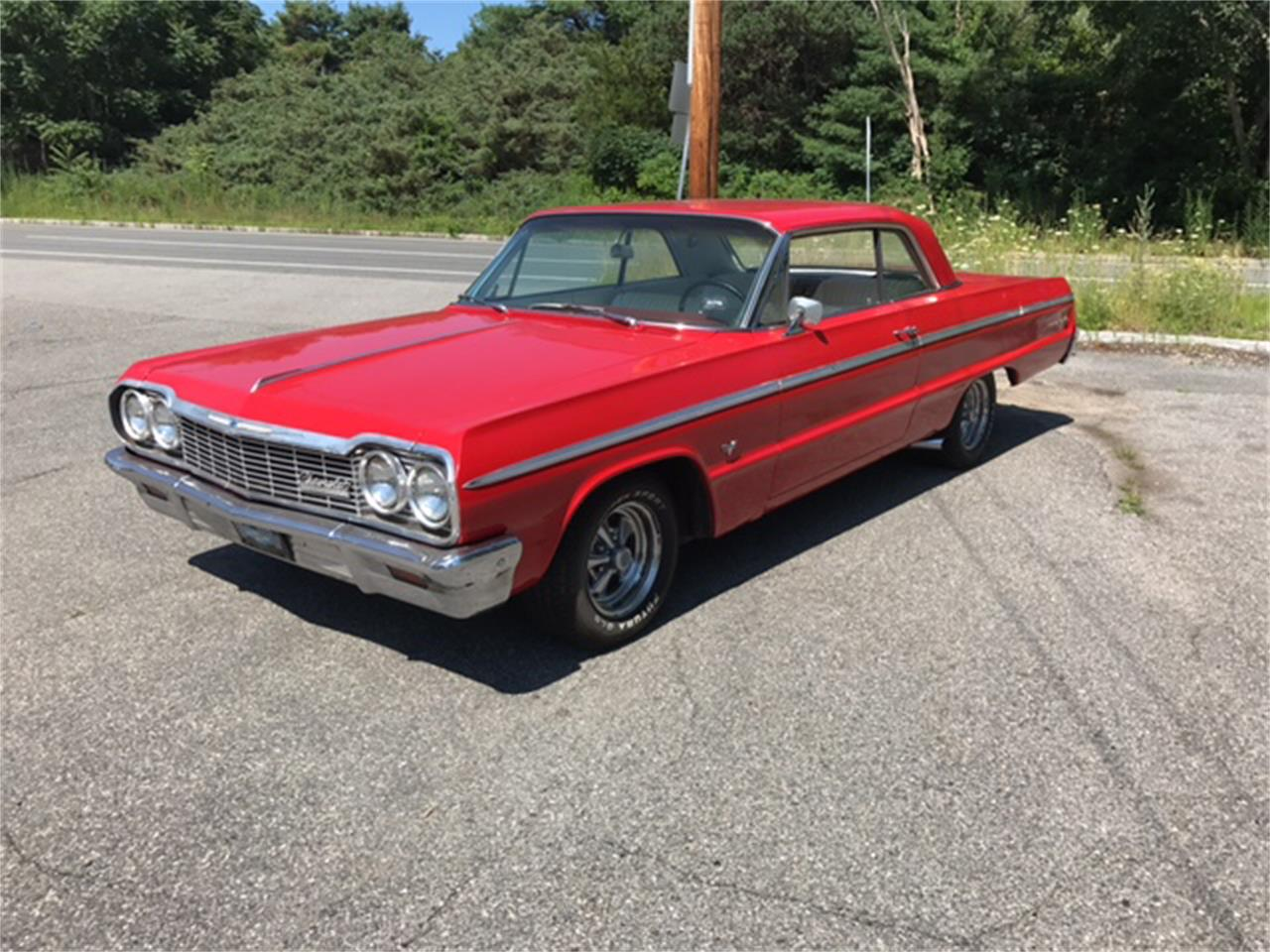 Large Picture of Classic '64 Chevrolet Impala Offered by B & S Enterprises - LCVA