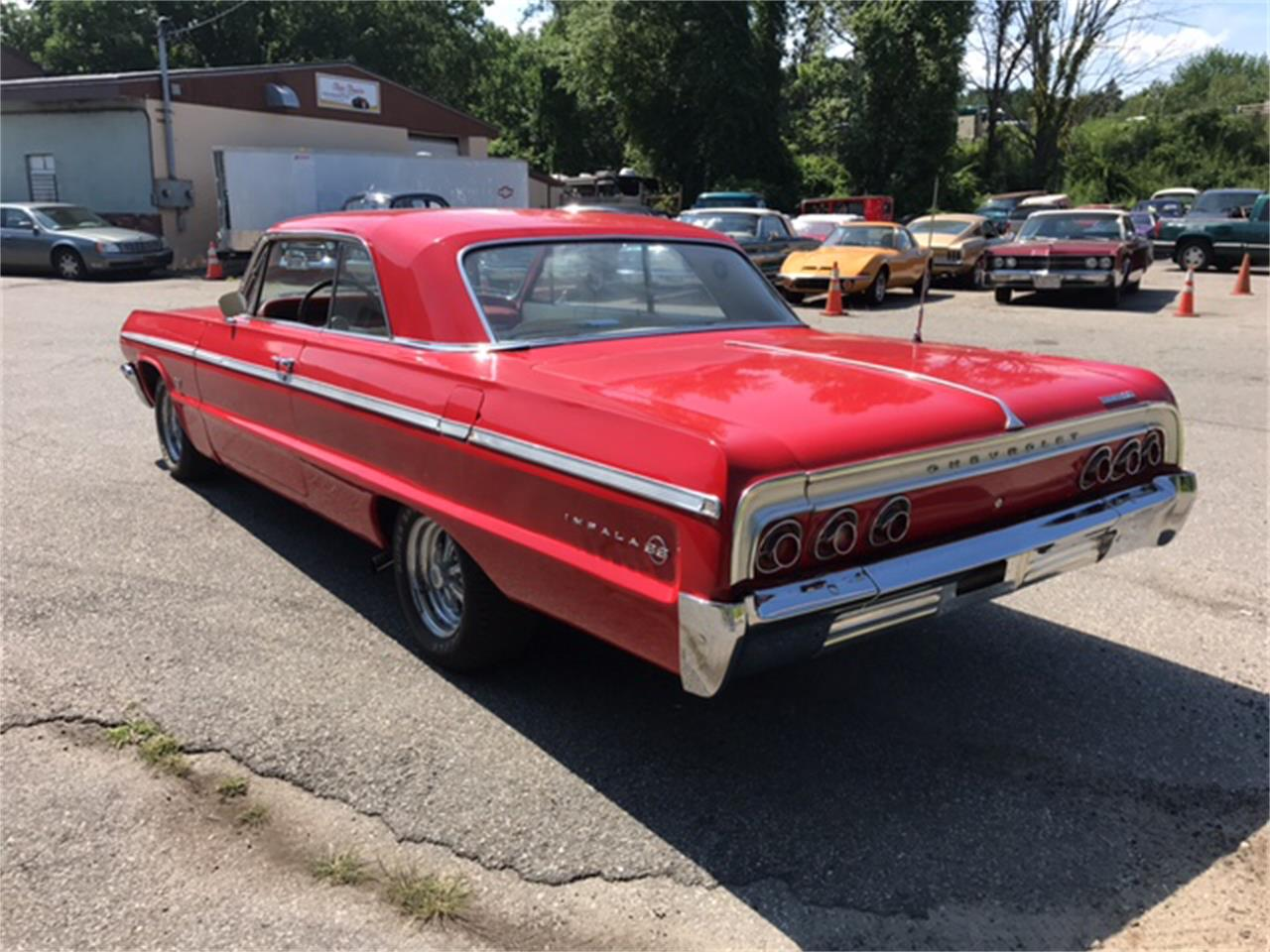 Large Picture of Classic 1964 Impala located in Massachusetts - LCVA