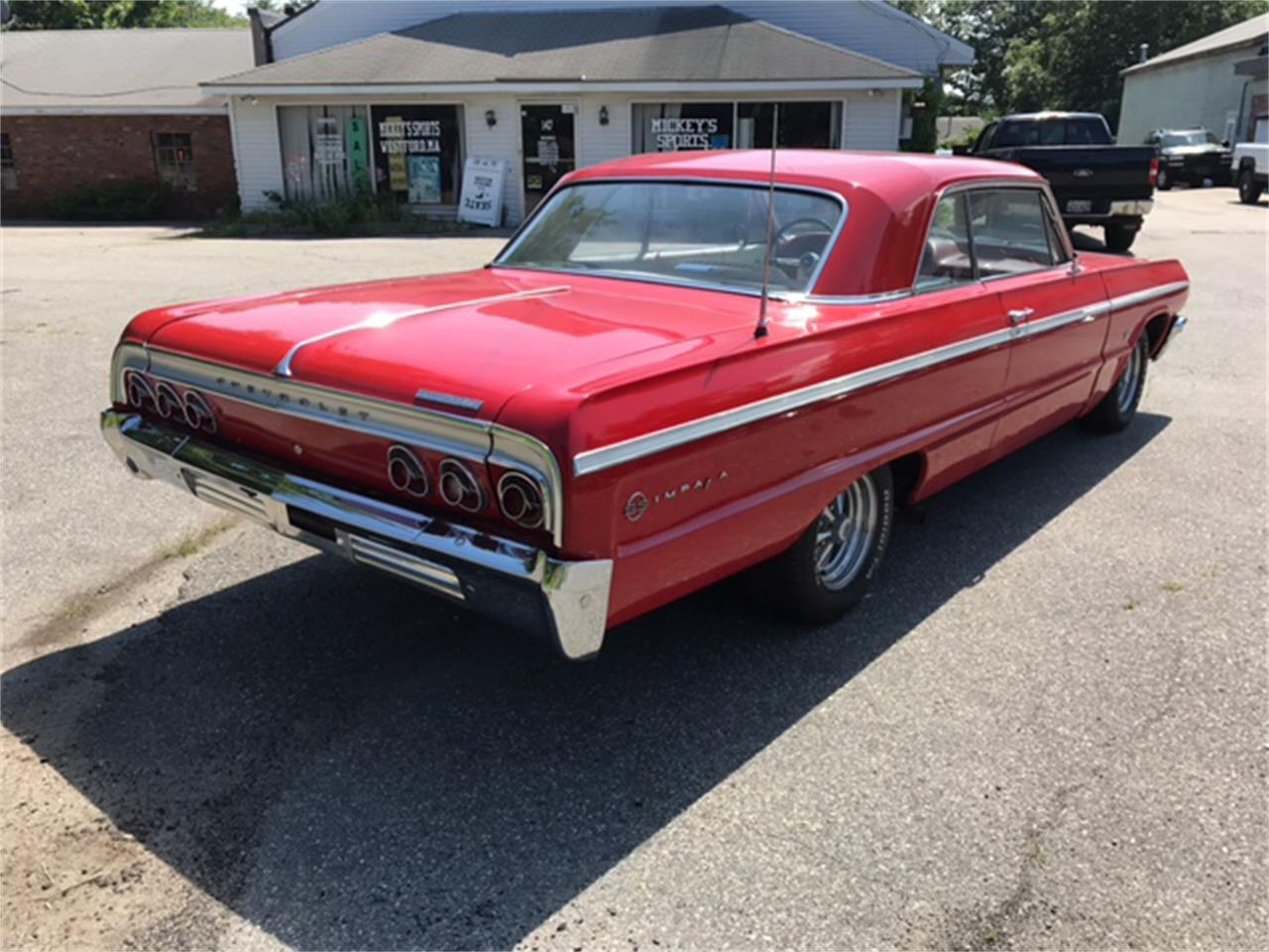 Large Picture of 1964 Impala located in Westford Massachusetts Offered by B & S Enterprises - LCVA
