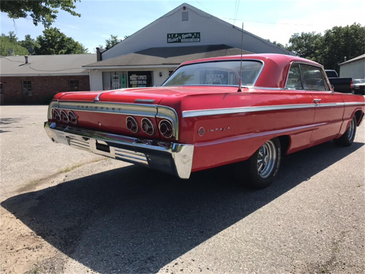 Large Picture of Classic '64 Chevrolet Impala - $13,900.00 Offered by B & S Enterprises - LCVA