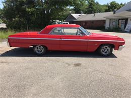 Picture of '64 Impala located in Westford Massachusetts - $13,900.00 Offered by B & S Enterprises - LCVA