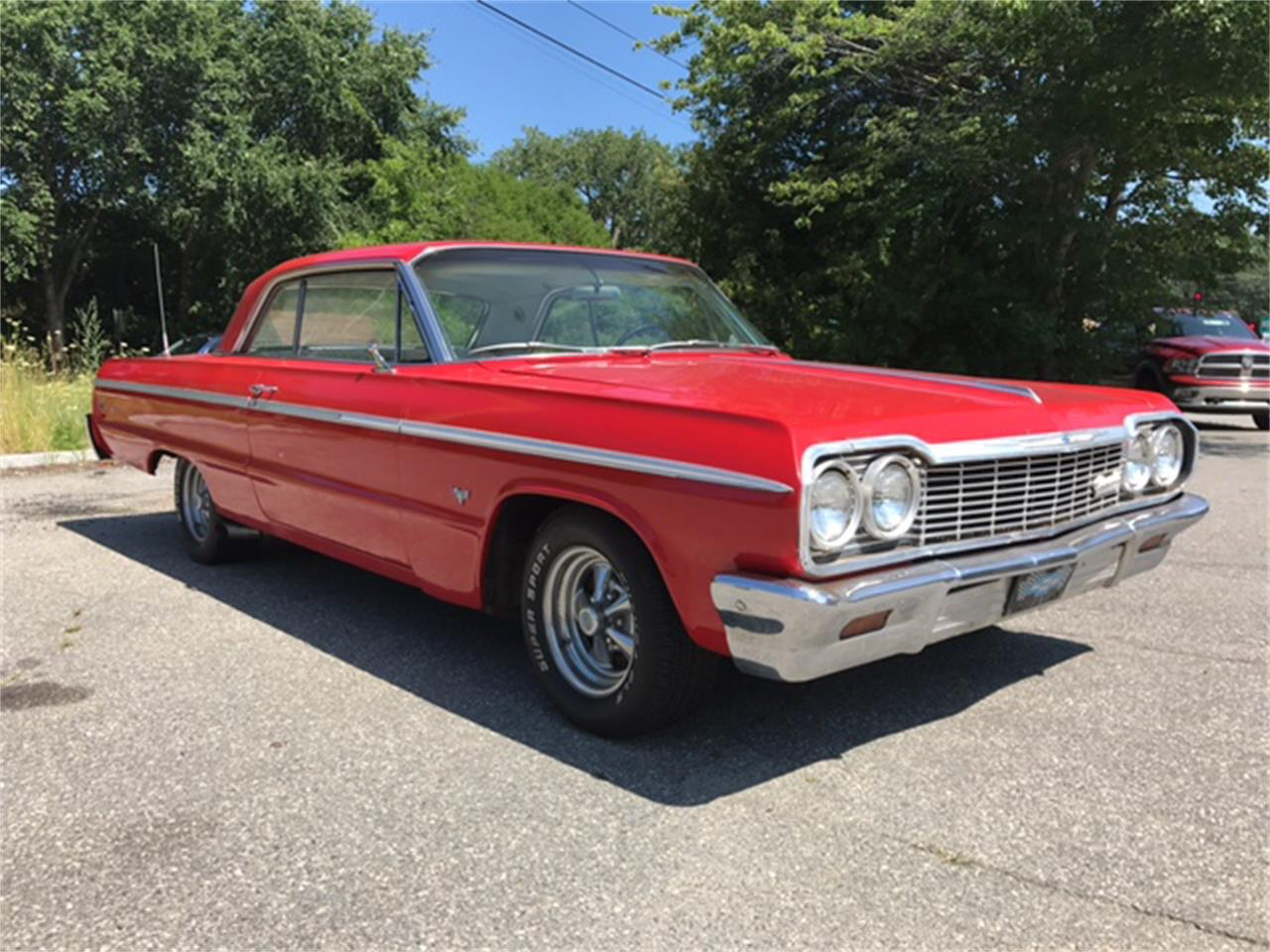 Large Picture of Classic 1964 Chevrolet Impala Offered by B & S Enterprises - LCVA