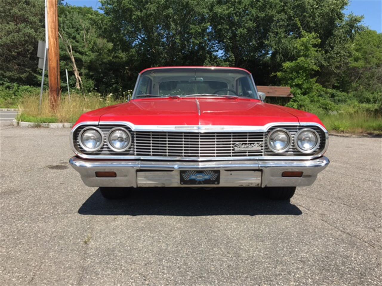 Large Picture of 1964 Chevrolet Impala located in Westford Massachusetts Offered by B & S Enterprises - LCVA