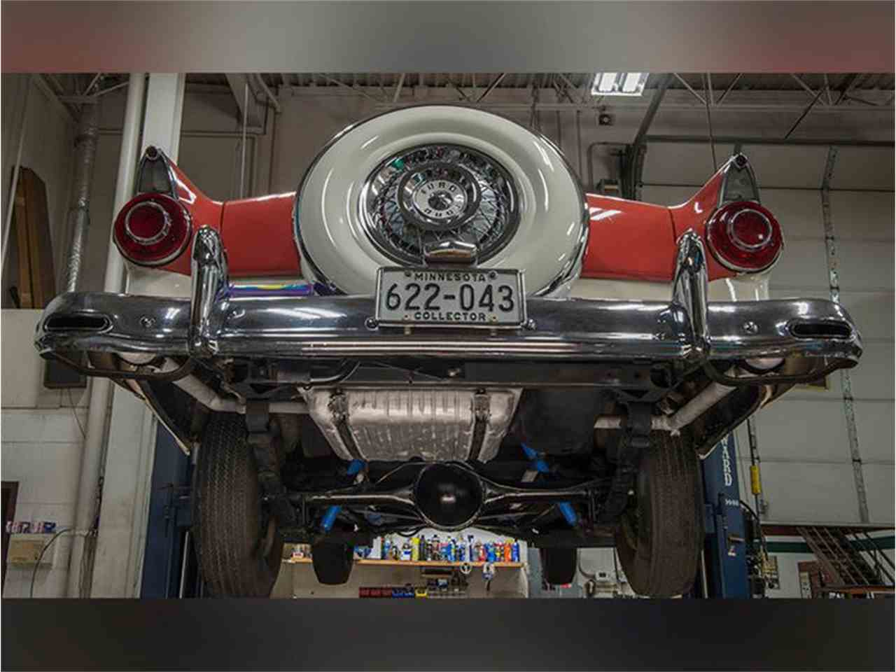Large Picture of '56 Sunliner - LCVJ