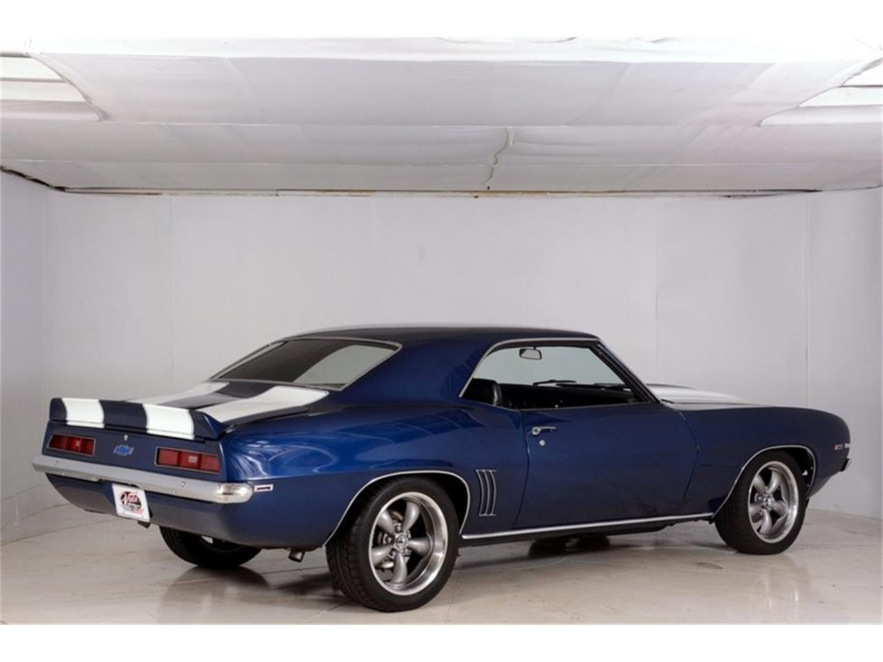 Large Picture of '69 Chevrolet Camaro SS located in Volo Illinois - $43,998.00 - LCVZ