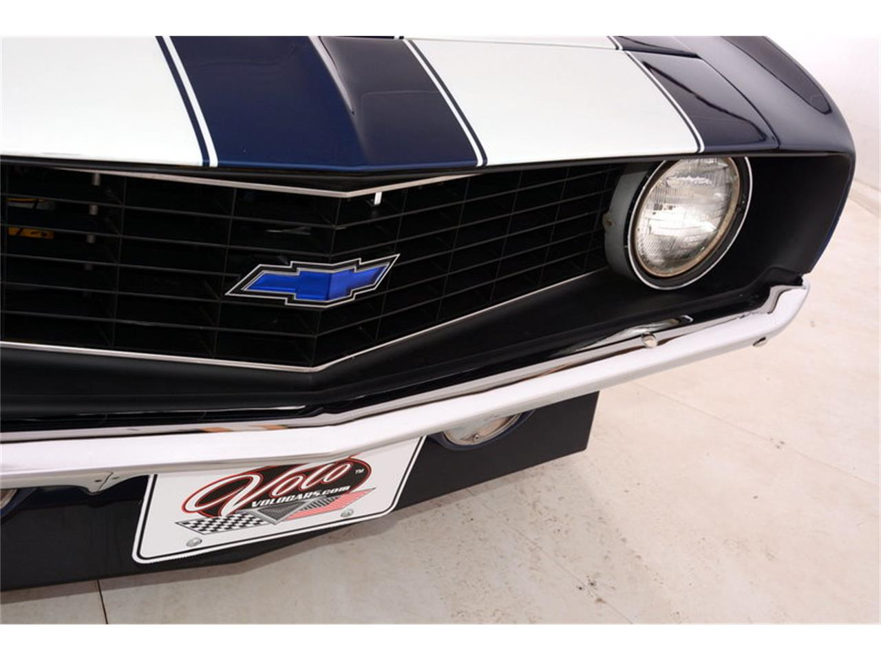 Large Picture of Classic '69 Camaro SS located in Volo Illinois - $43,998.00 - LCVZ
