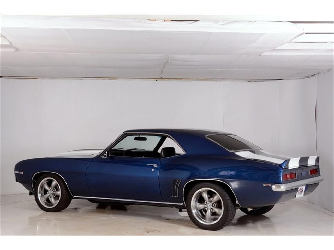 Large Picture of Classic '69 Camaro SS located in Volo Illinois Offered by Volo Auto Museum - LCVZ