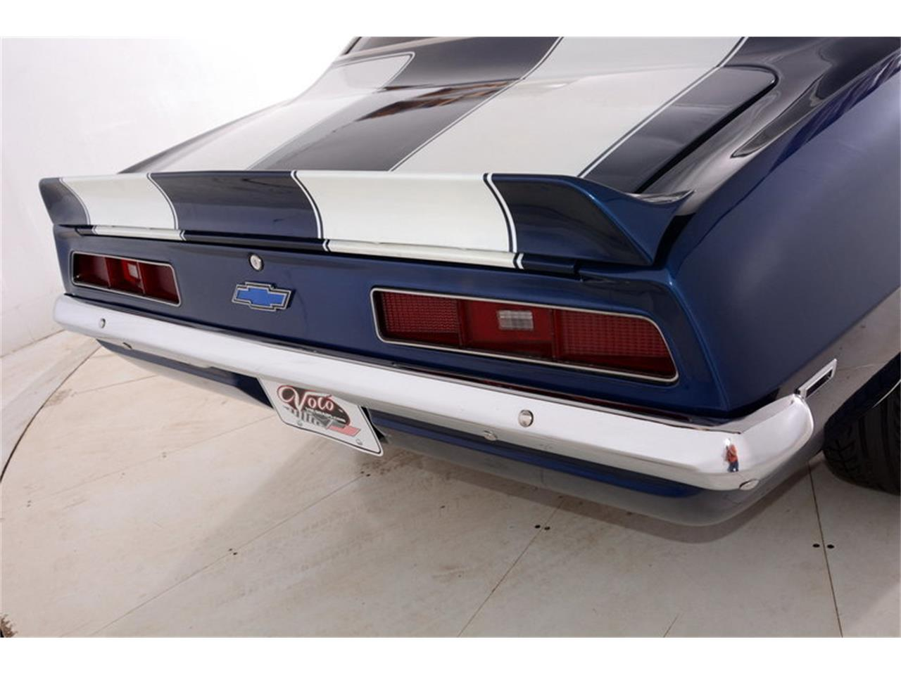 Large Picture of 1969 Chevrolet Camaro SS located in Illinois - $43,998.00 - LCVZ