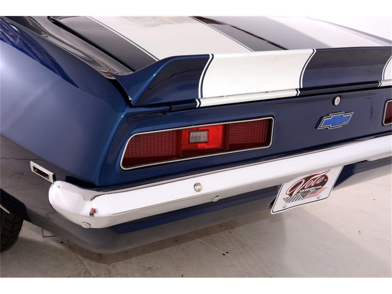 Large Picture of 1969 Camaro SS located in Volo Illinois - $43,998.00 - LCVZ