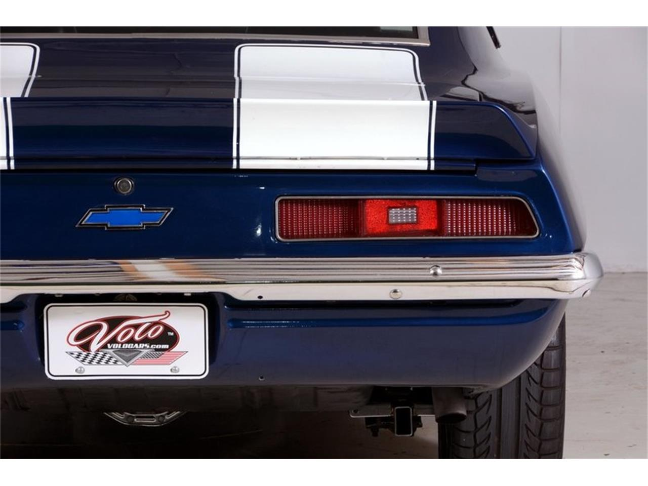 Large Picture of '69 Camaro SS located in Illinois - $43,998.00 Offered by Volo Auto Museum - LCVZ