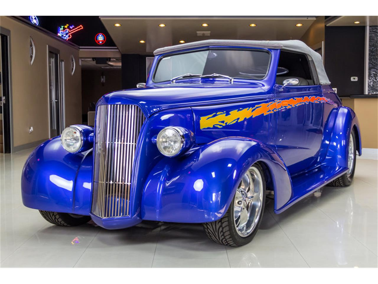 Large Picture of Classic '37 Chevrolet Street Rod - $59,900.00 Offered by Vanguard Motor Sales - LCW7