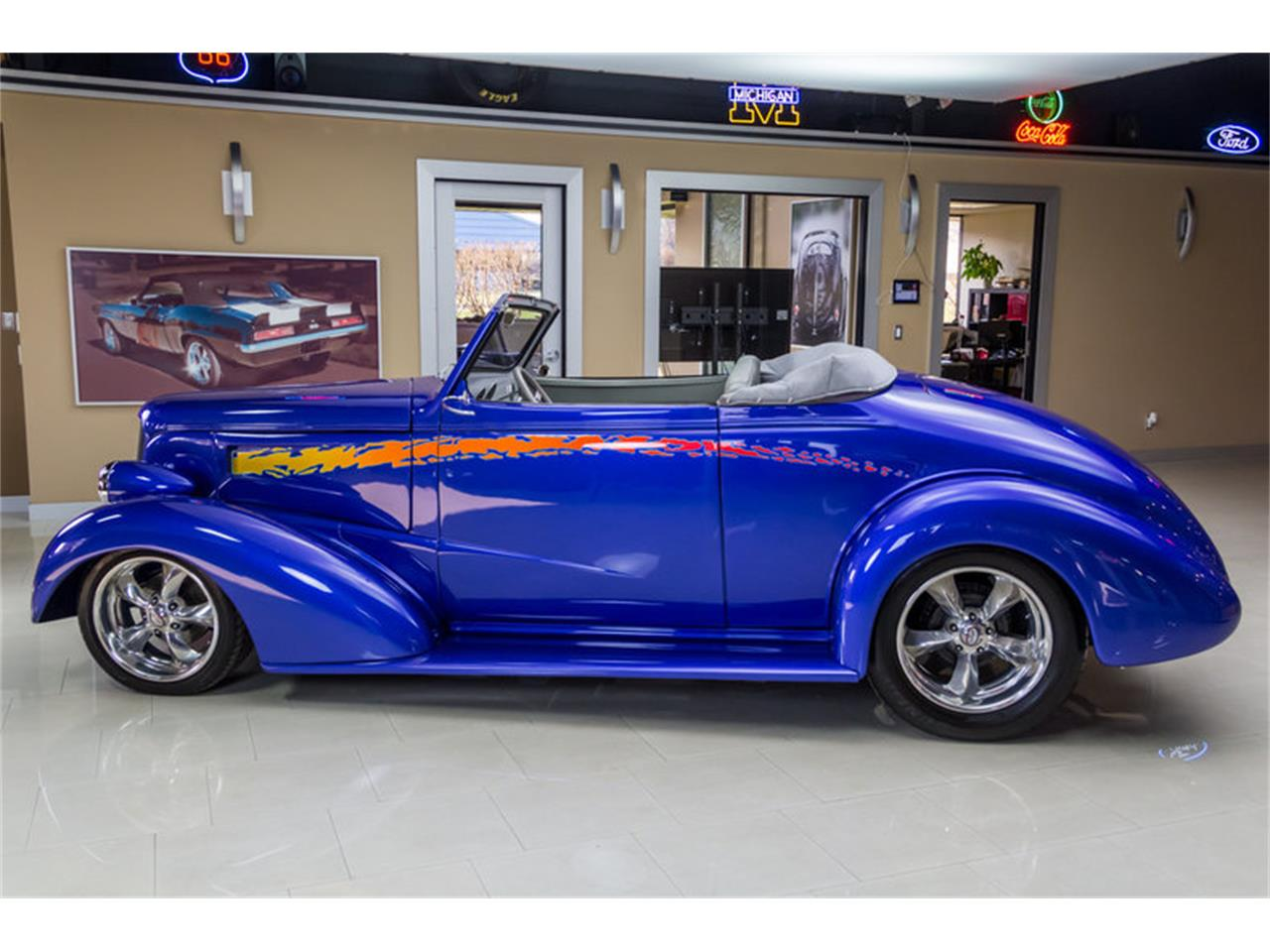 Large Picture of 1937 Street Rod located in Michigan Offered by Vanguard Motor Sales - LCW7