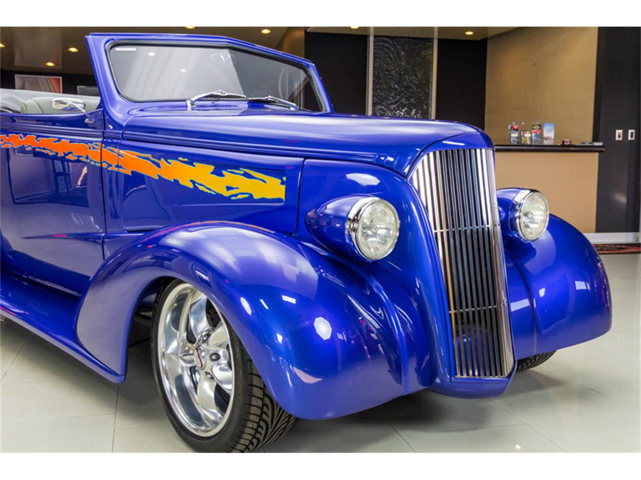 Large Picture of Classic 1937 Chevrolet Street Rod Offered by Vanguard Motor Sales - LCW7