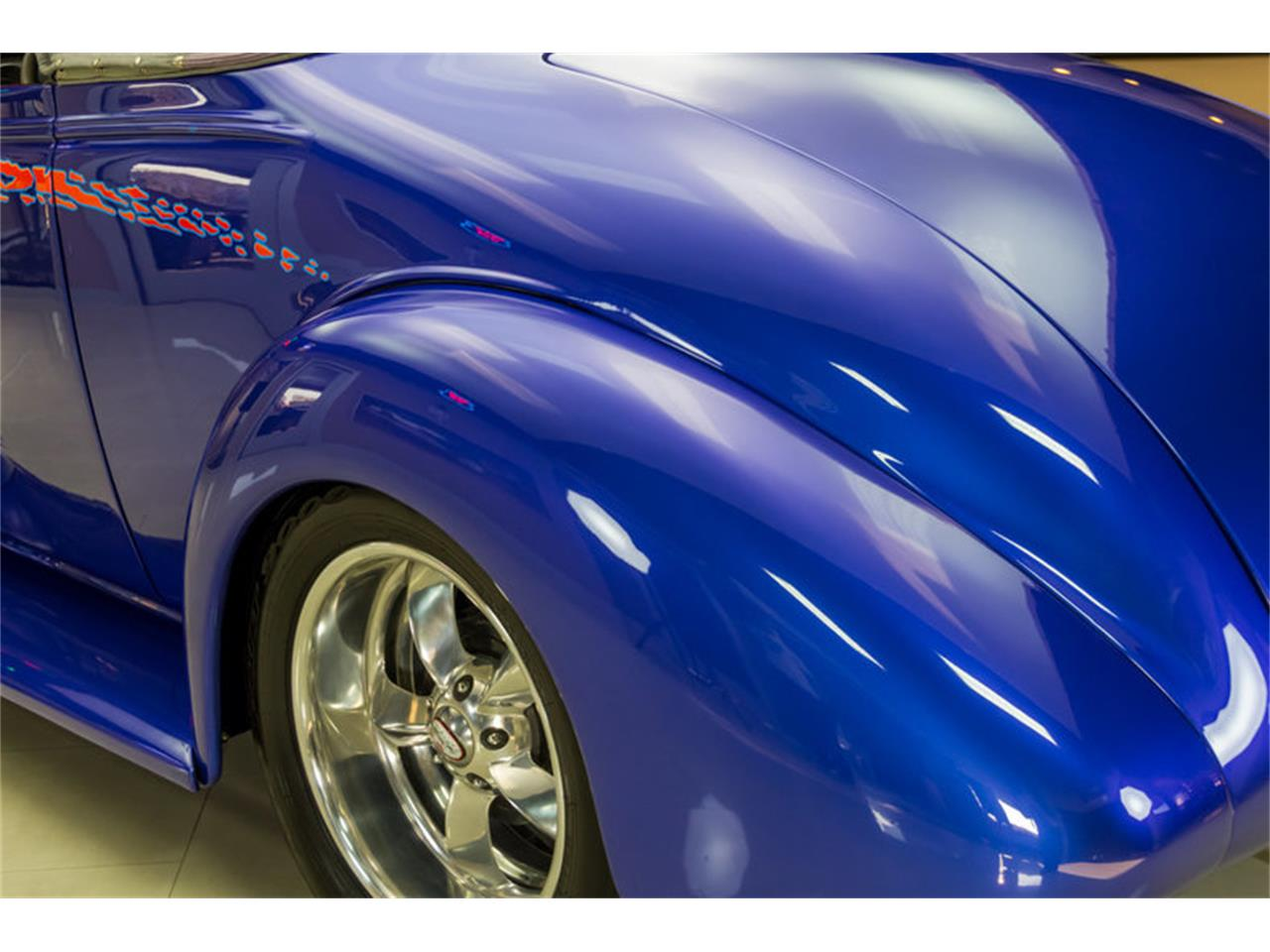 Large Picture of 1937 Chevrolet Street Rod located in Michigan Offered by Vanguard Motor Sales - LCW7