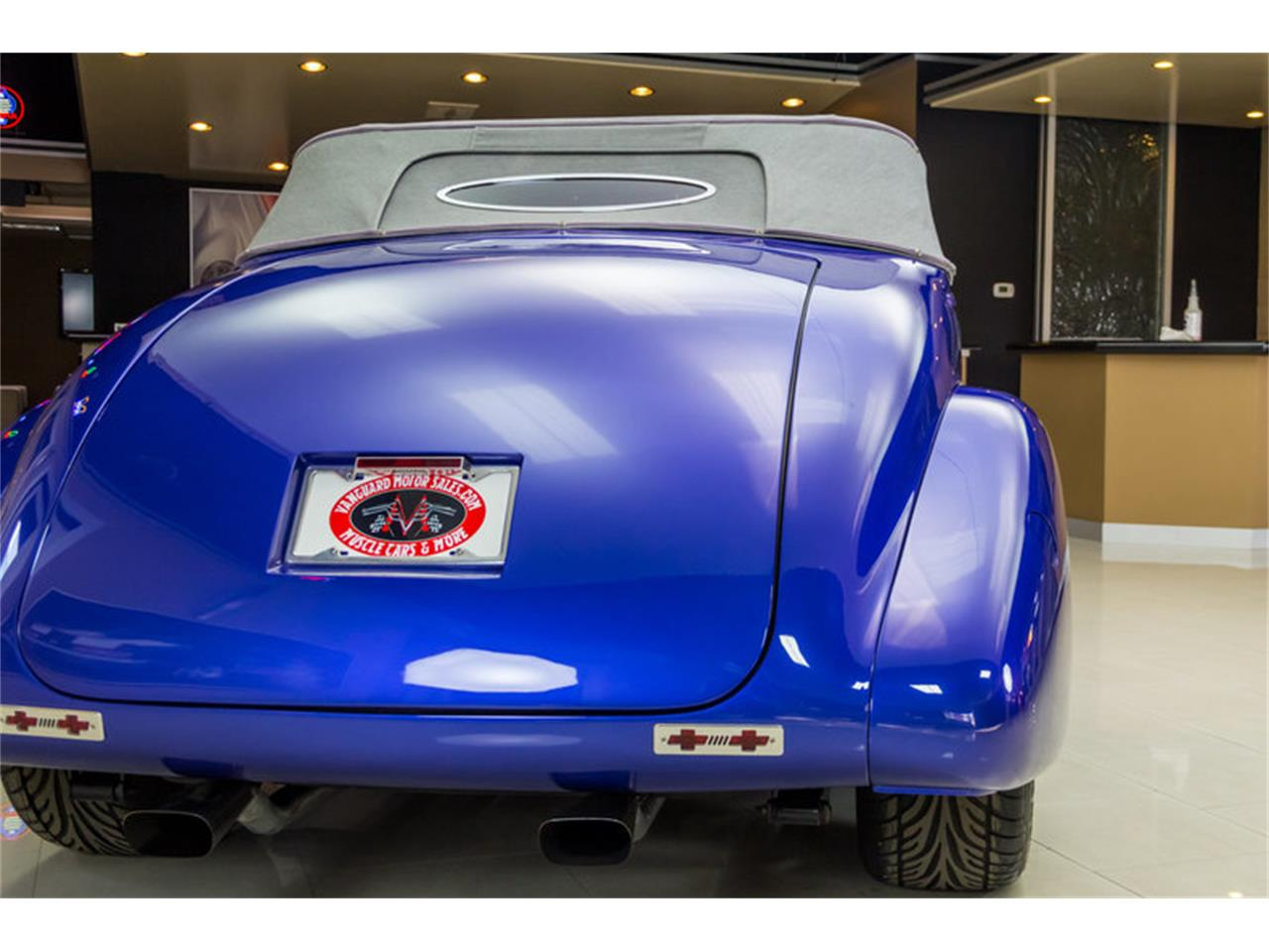 Large Picture of '37 Chevrolet Street Rod located in Plymouth Michigan - $59,900.00 Offered by Vanguard Motor Sales - LCW7