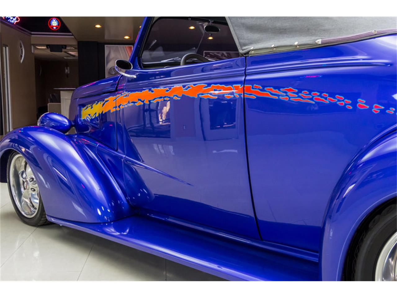 Large Picture of '37 Chevrolet Street Rod Offered by Vanguard Motor Sales - LCW7