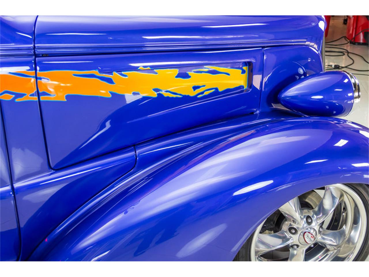 Large Picture of '37 Chevrolet Street Rod located in Plymouth Michigan - LCW7