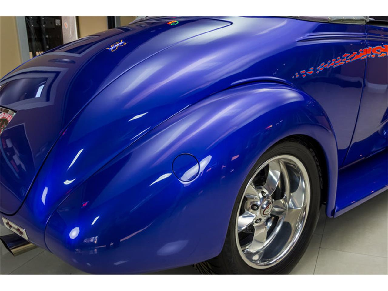 Large Picture of Classic 1937 Street Rod located in Michigan Offered by Vanguard Motor Sales - LCW7