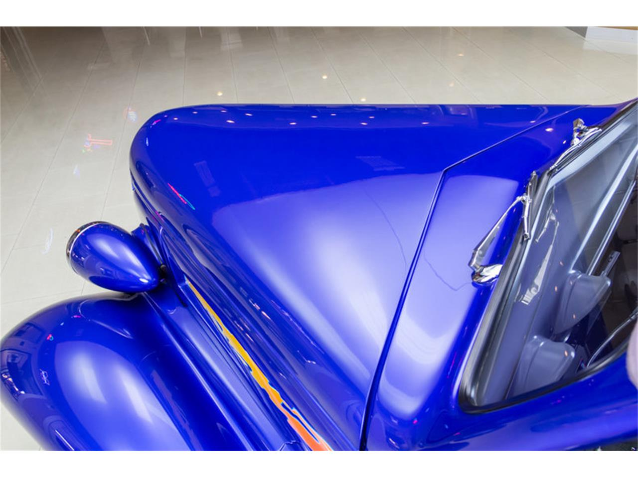 Large Picture of Classic '37 Chevrolet Street Rod Offered by Vanguard Motor Sales - LCW7