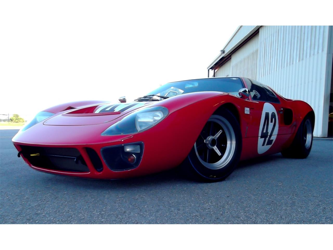 For Sale: 1966 Ford GT40 in Fernandina Beach, Florida