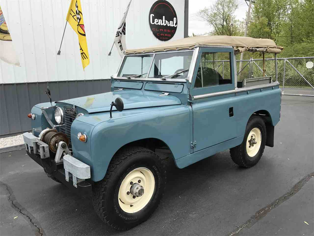 for rover ohio suv work of sv in two landrover is promo roadshow doors geneva range coupe art sale land with a news