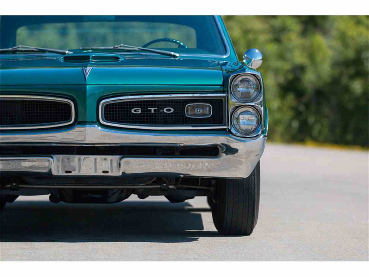 Large Picture of '66 GTO - LCXE