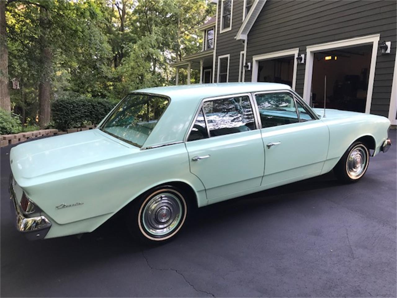 Large Picture of 1963 Rambler Classic 550 located in Illinois Offered by a Private Seller - LCY3
